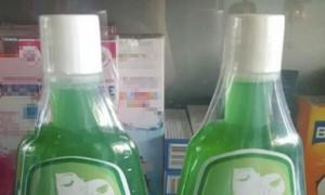 Thu hồi sản phẩm dung dịch vệ sinh Gynophaco không đạt chất lượng