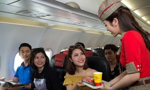 Chào 3 đường bay mới từ Cần Thơ, Vietjet tung 1,4 triệu vé giờ vàng