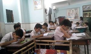 Lớp học đặc biệt chưa từng thấy ở Sài Gòn