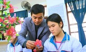 Yêu thương trẻ khuyết tật bằng cả trái tim