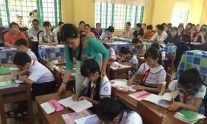 Ước gì tiết nào giáo viên cũng dạy như tiết dự thi giáo viên giỏi