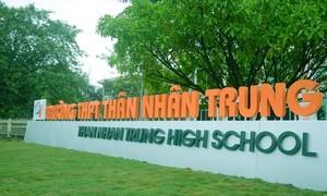Bắc Giang thành lập mới Trường trung học phổ thông Thân Nhân Trung