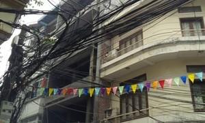 Quận Đống Đa yêu cầu phường Láng Hạ báo cáo công trình xây sai phép!