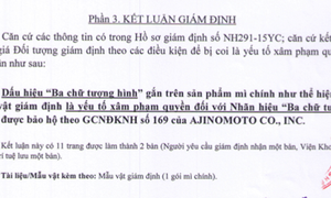Đề xuất xử phạt Công ty Hà Trung Hậu 500 triệu đồng