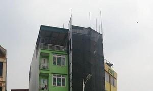 Cấp phép 5 tầng chủ đầu tư xây… 10 tầng, không bảo kê làm sao xây được?