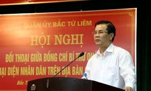 """Thêm nhiều sai phạm """"tày trời"""" của ông Lê Văn Thư, Bí thư quận Bắc Từ Liêm"""