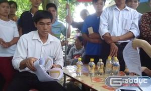 Thanh Hóa tái ký hợp đồng cho hàng nghìn giáo viên mới bị cắt hợp đồng