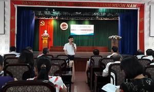 Hơn 400 giảng viên, giáo viên được bồi dưỡng nghiệp vụ