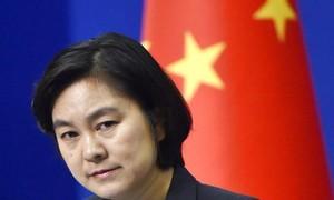 """Phản đối của Trung Quốc việc Mỹ tuần tra ở Biển Đông chỉ là """"trò lố"""""""