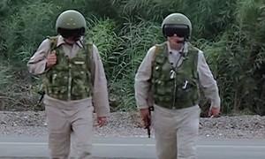 Video: Tại sao phi công Nga mang AK-74 lên buồng lái khi tham chiến ở Syria?