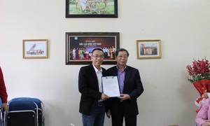 Báo Gia Đình Việt Nam có thêm Phó Tổng biên tập mới