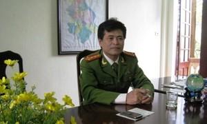 Vụ Thượng tá bị dọa giết: Phong hàm, bổ nhiệm...cán bộ đang bị tố cáo