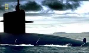 Khám phá tàu ngầm lớn nhất của Hải quân Mỹ USS Pennsylvania