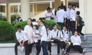 Phương án thi quốc gia chính thức năm 2017