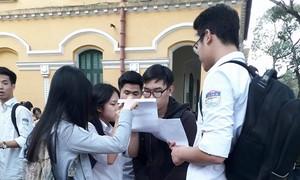 Đề thi khảo sát môn Hóa lại có sai sót, Sở Giáo dục Hà Nội dặn dò Bộ