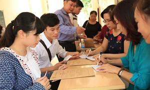 Thí sinh bắt đầu nộp hồ sơ thi quốc gia từ ngày 1/4