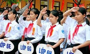 Hà Nội cấm thi tuyển vào lớp 6 dưới mọi hình thức
