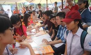 300.012 thí sinh đã thay đổi nguyện vọng xét tuyển