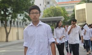Thí sinh được dự thi cả hai bài thi tổ hợp trong kỳ thi quốc gia năm 2018