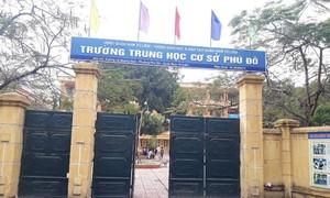 Phụ huynh viết tâm thư xin cứu, Hiệu trưởng trường Phú Đô vẫn bị cách chức