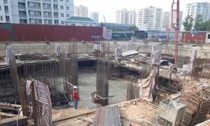 Chưa xây xong móng, dự án A10 Nam Trung Yên của Handico đã... rao bán rầm rộ