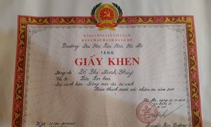 Bộ Văn hóa có hợp lý, hợp tình với trường hợp Phó Giáo sư Đỗ Thị Minh Thúy?