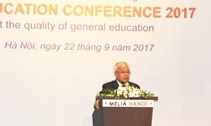 Quốc hội đang Hội thảo về Giáo dục phổ thông