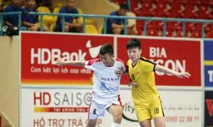 Vòng đấu cuối giải HDBank Futsal  2017: Không có khái niệm… thủ tục