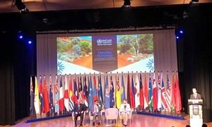 Bộ Y tế Việt Nam tham dự kỳ họp lần thứ 68 của Tổ chức Y tế Thế giới