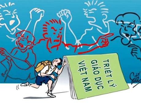 Việt Nam chưa có triết lý giáo dục vì chúng ta chưa có tự do học thuật