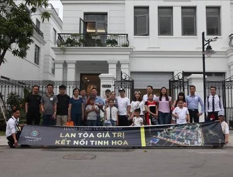 Cư dân Vinhomes Star City thêm nóng lòng về nhà mới
