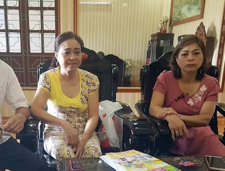Vợ chồng hiệu trưởng tuyên bố vỡ họ, hàng chục hộ dân có nguy cơ mất nhà cửa