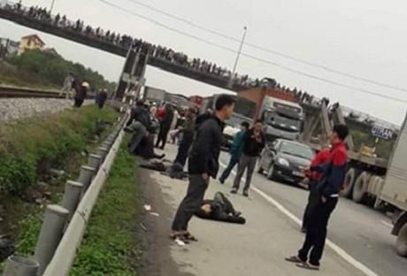 Tai nạn giao thông và con đường đi của ma túy
