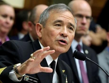 Đánh giá của Đô đốc Harris về Biển Đông và Triều Tiên lộ toan tính Mỹ-Trung