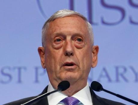Mỹ đã lật bài ngửa về Biển Đông tại Đối thoại An ninh Shangri-la