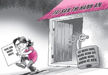 Luật sư khẳng định việc thi hành án ở TP. Hồ Chí Minh là trái pháp luật