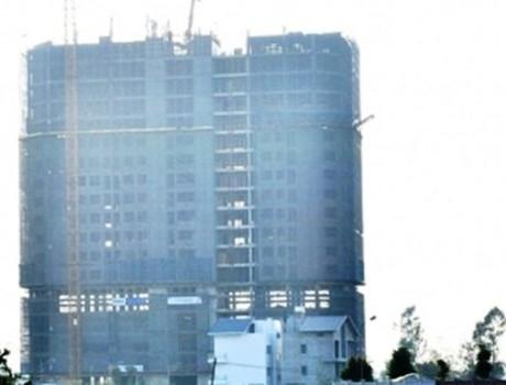 """Niêm phong dự án xây 18 tầng không phép, quận đang chờ lãnh đạo Hà Nội...""""quyết"""""""