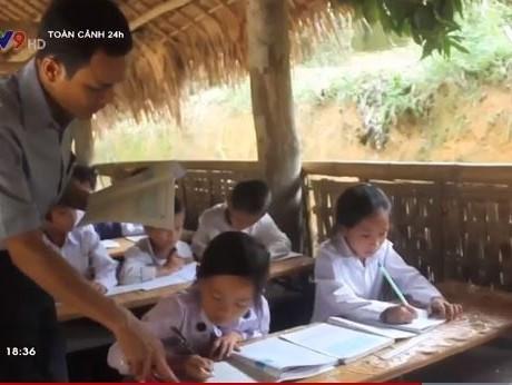 Mong lương giáo viên bằng lương thiếu úy, đừng đặt mục tiêu anh hùng lao động
