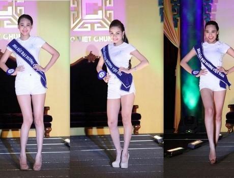 Thí sinh Hoa hậu Đại dương bỏ cuộc trước màn thi tài năng