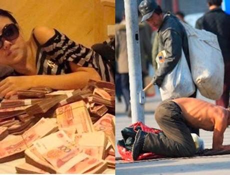 """Sự bất bình đẳng về thu nhập đe dọa """"Giấc mộng Trung Hoa"""""""