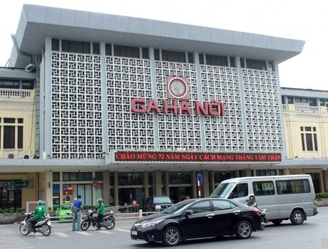Đề xuất xây nhà cao 40-70 tầng khu ga Hà Nội, không thận trọng phải trả giá đắt