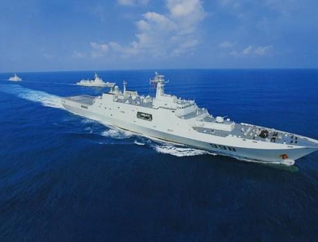 TQ đang chế tạo 2 tàu sân bay, muốn có khả năng điều binh toàn cầu