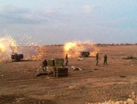 Nga lập Trung tâm tình báo ở Iraq, quân chính phủ Syria giành nhiều chiến thắng