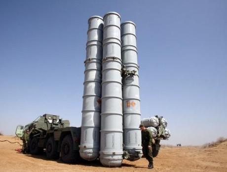 Trung Quốc mua tên lửa S-400 để lập Vùng nhận dạng phòng không Biển Đông?