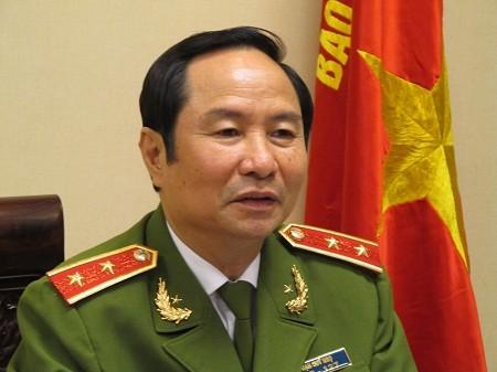 Audio: Tướng Phạm Quý Ngọ phủ nhận lời cáo buộc của Dương Chí Dũng