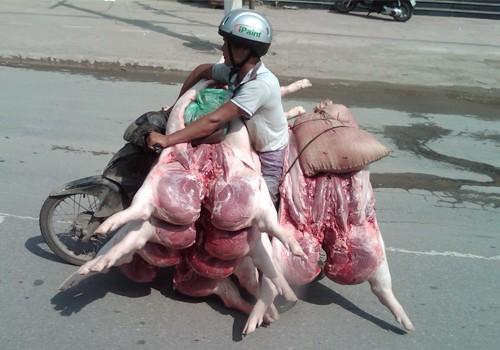Có lẽ đây là tay lái siêu hạng nhất Việt Nam, chụp tại Hà Nội.
