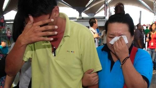 Tiếp tục mở rộng khu vực tìm kiếm máy bay Malaysia mất tích