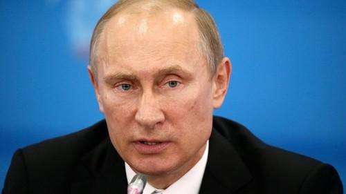 """Biển Đông: """"Nga không hỗ trợ Trung Quốc mà ủng hộ Việt Nam"""" - vladimirputin"""
