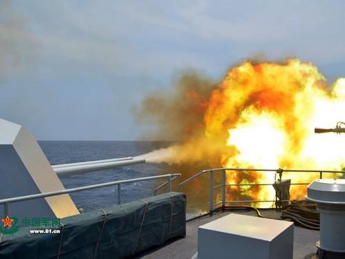 Đa Chiều: Quân đội Trung Quốc đưa Nhật-Mỹ-Việt-Phil vào