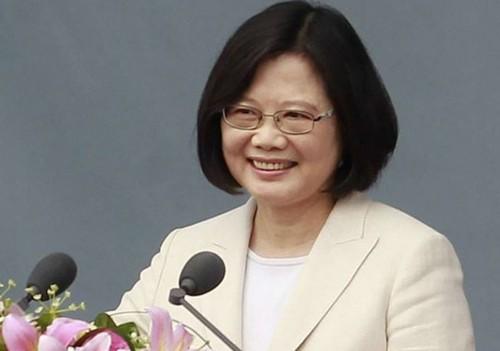 Bà Thái Anh Văn muốn chia sẻ giá trị dân chủ với Trung Quốc